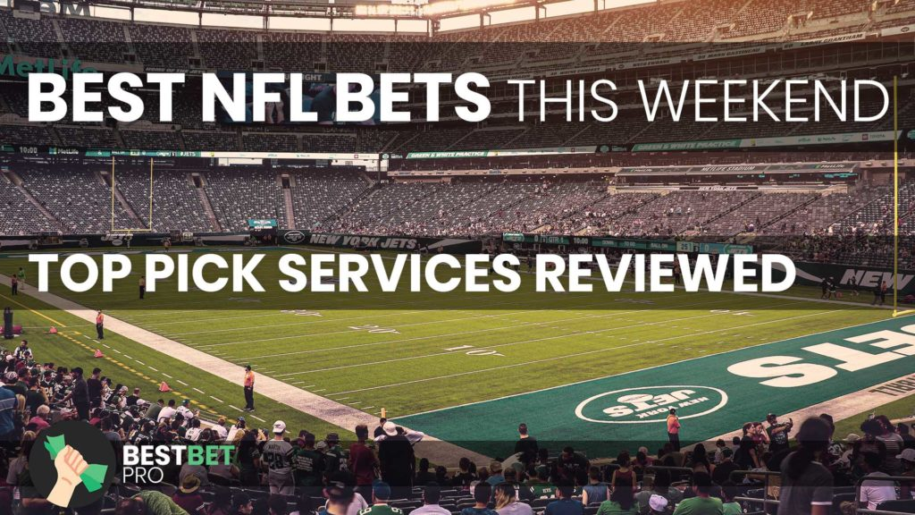 best nfl bets this weekend